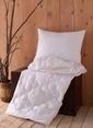 Marie Claire Tek Kişilik Yorgan Datura 155*215 Cm  Beyaz